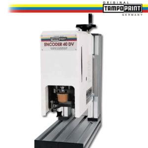 Tampoprint, tamponový tisk - tamponový stroj Encoder