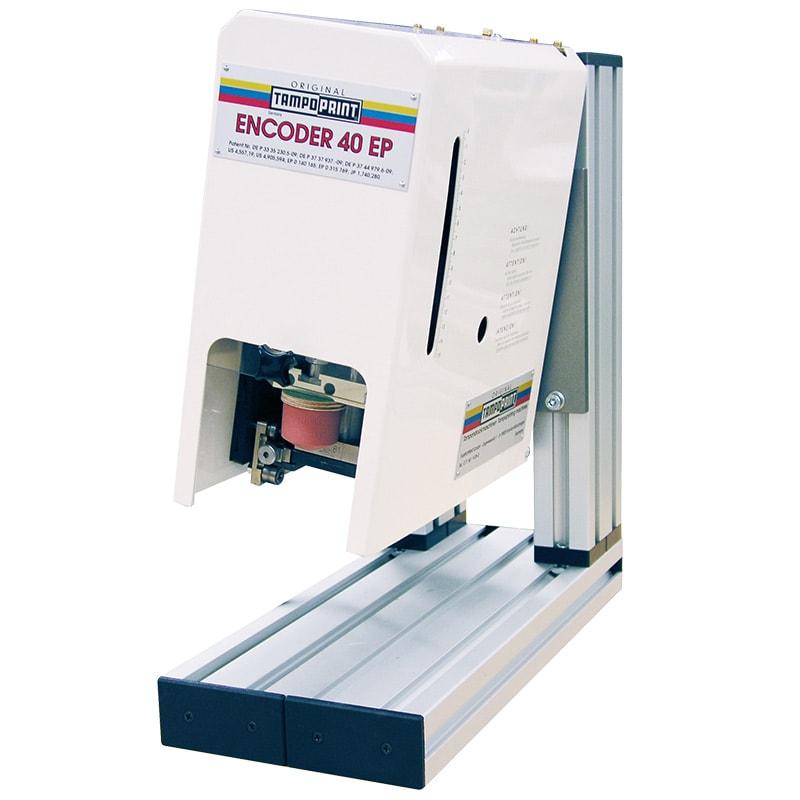 Tampoprint - tamponový stroj Encoder