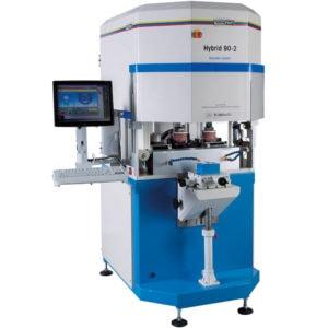 Tampoprint, tamponový tisk - tamponový stroj Hybrid 90-2