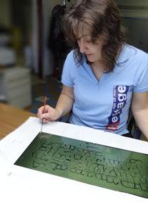 Tampoprint - tamponový tisk, výroba klišé, štočků