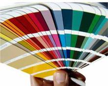 Tampoprint, tamponový tisk - vzorník tamponových barev