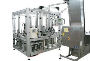 Tampoprint, tamponový tisk - tamponový stroj, rotační tamponové stroje