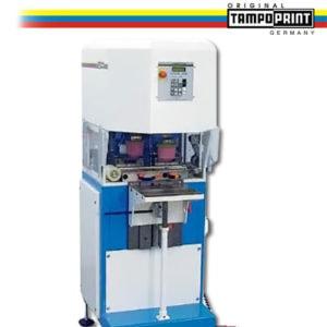 Tampoprint, tamponový tisk - tamponový stroj V-DUO