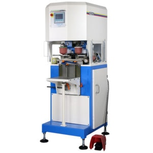 Tampoprint, tamponový tisk - tamponový stroj V-DUO_60-90