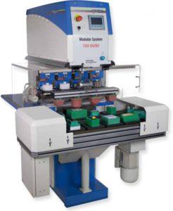 Tampoprint, tamponový tisk - tamponový stroj TSM 60/90