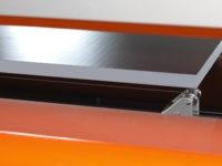 Obrázek: Tantec korona FoamTEC - předúprava povrchu koronou, pěnových a plastových desek před lepením