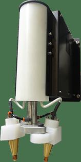 Tantec Plazma SpinTEC – Plazmová tryska pro úpravu v šířce až 150 mm