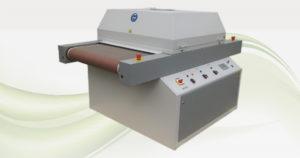Beltron - jednostranná UV sušička sítotiskové barvy