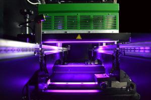 Beltron LED - UV řetězové dopravníky