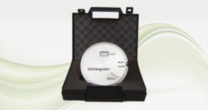 Beltron UV sušení - UV_integratorD