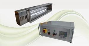 Beltron UV sušení - mobilní UV sušící tunel