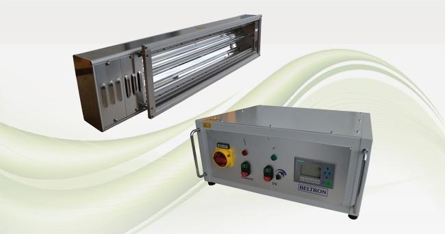 Beltron - mobilní UV sušící tunel