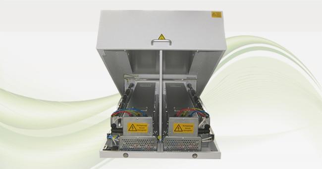 Beltron - UV sušící tunel s a bez uzavření