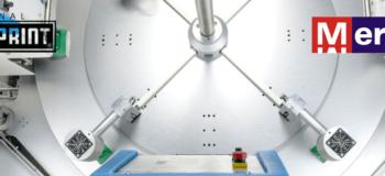 tamponový stroj - linka, MODULE ONE: Modulární automatizace TAMPOPRINT - Veletrh Fakuma 2017 se koná 17. – 21. 10. 2017 ve Friedrichshafenu