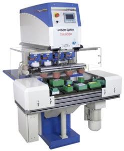 Tampoprint - tamponový stroj TSM  –  Multicolour kit