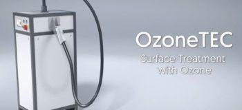 Tantec OzoneTEC - Povrchová úprava ozonem