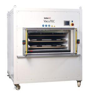 Tantec Plasma VacuTEC – Vakuová komora s plasmou v libovolné velikosti