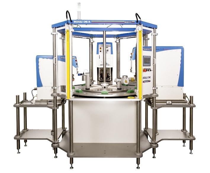 Poloautomatický tamponový stroj - Module ONE M 1-3 barvy