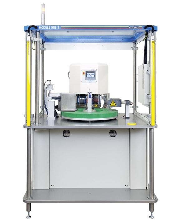 Poloautomatický tamponový stroj - Module ONE S 1-2 barvy