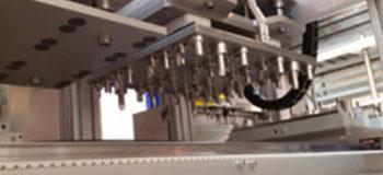 Tantec LeakTEC plně automatický systém pro detekci děr ve výlisku plastových injekcí