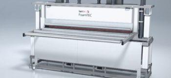 Tantec FoamTEC - koronová úprava pěny a lepenky
